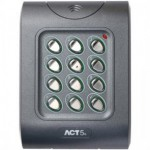 ACT - ACT5E Standalone digital keypad-10codes