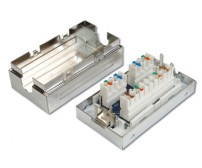 Digitus - CAT5e / CAT6 Twisted Pair Cable Junction Box