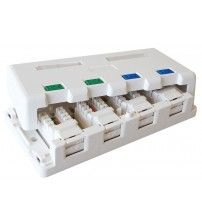 Excel Plus Cat 5e Surface Mount Boxes