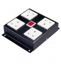 Excel MicroLan Power Distribution Unit - 4 Way