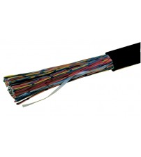 Excel CW1308 20 pair + Earth Telephone Cable Black - per metre