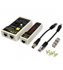 Network Cable Tester With Remote