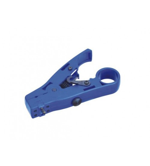 Professional UTP, STP, COAX & TELCO Cable Stripper
