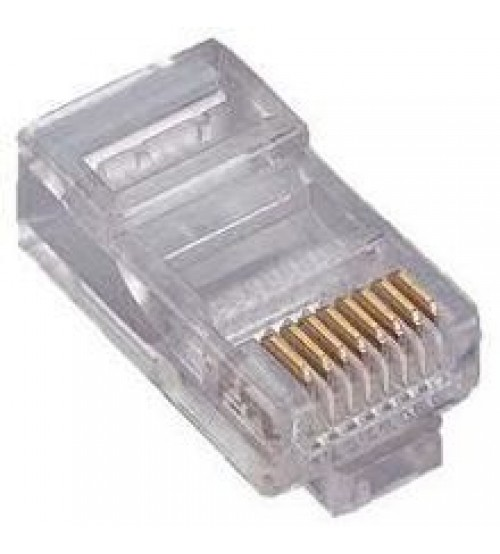 MiniLink/COB CAT5e UTP Plug for Solid or Stranded Cable