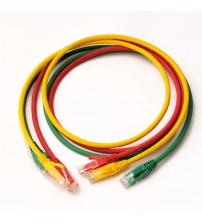 Nenco CAT5e UTP Patch Lead LSZH - 1m to 15m