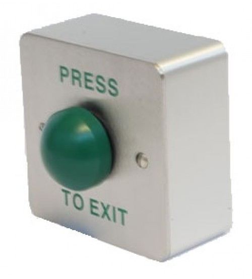 Contract Lock - Green Dome Exit Button