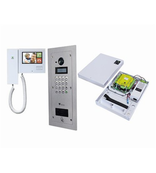 NET2 ENTRY - VR PANEL FLUSH MOUNT SINGLE DOOR KIT