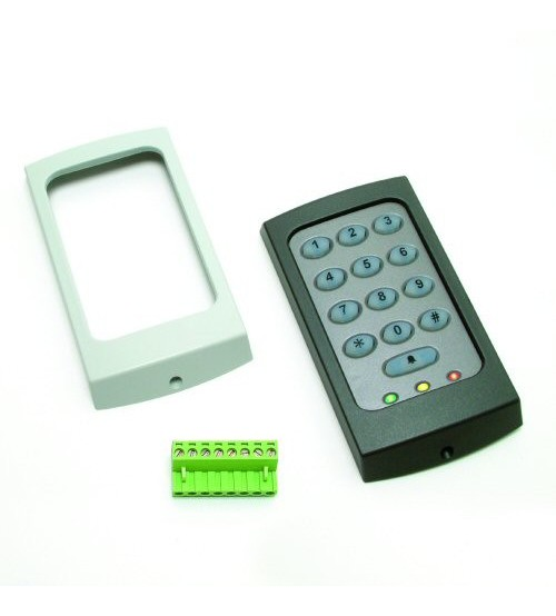 COMPACT TOUCHLOCK KEYPAD - K75:SCREW CONNECT