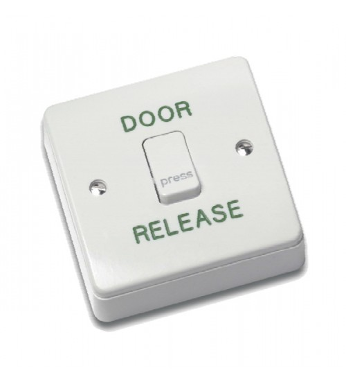 Specialized Security - Door Release Button, Engraved Door Release