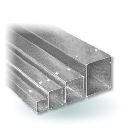 Cabledec Galvanised Trunking