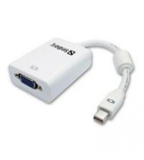 Sandberg Mini DisplayPort to VGA Adaptor