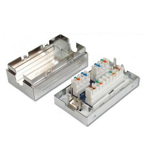 Digitus Cat5e Cat6 Twisted Pair Cable Junction Box
