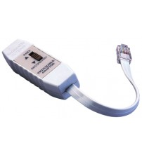 Excel RJ45 - LJU Switchable Telephone Adaptors