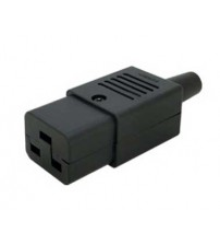 16 Amp C19 IEC320 3 Pin Line Socket