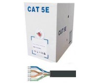 FDL - CAT5e UTP Stranded Patch Cable Lszh - 305m