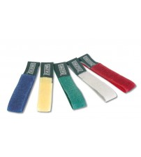 185mm Hook and Loop Cable Ties - Assorted Pack of 5