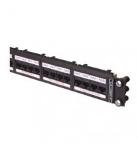 HellermannTyton Global 6 UTP Patch Panel - 1u - 24 Port