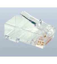 Matrix RJ45 Plug – Cat 6 (Pack of 100)