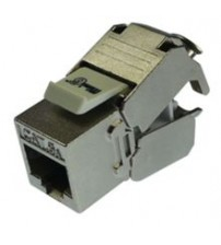 Mini6 CAT6A 10Gig Shielded Tool-Less Jack