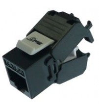 Mini6a 10Gig Unshielded Panel Tool-less Jack