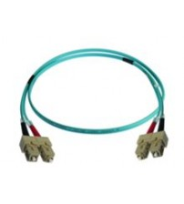 SC - SC OM3 Duplex 50/125 Fibre Optic Patch Cable