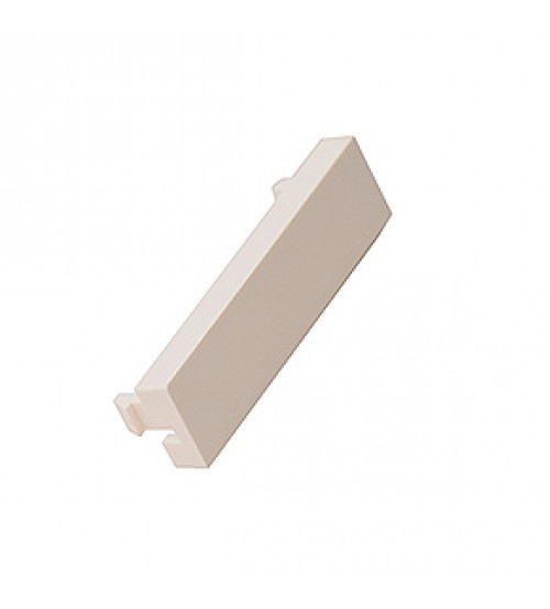 Nenco Quarter Blank 12.5X50mm White