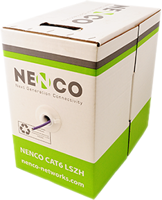 Nenco CAT6 Cooper Cable