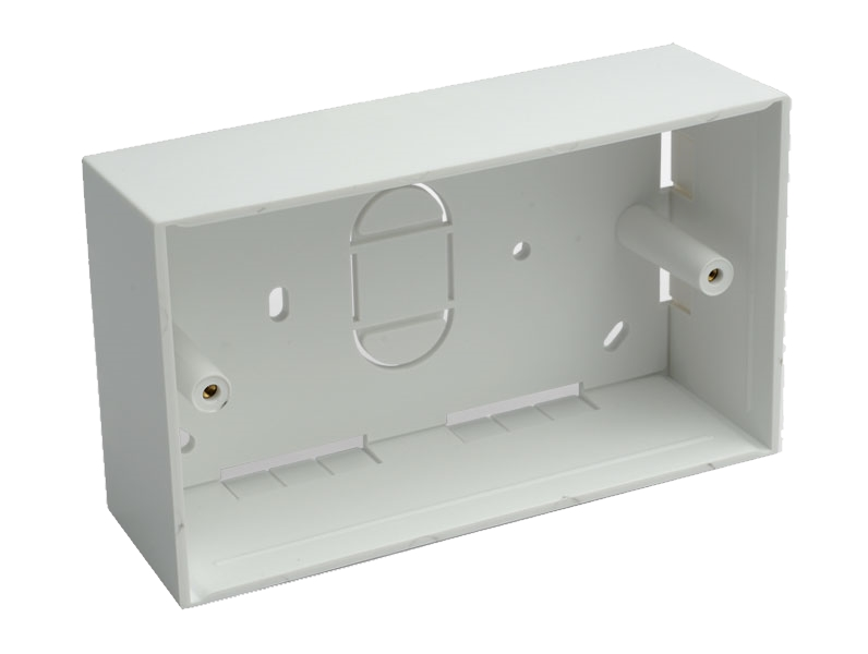 Backboxes for Cabledec Trunking